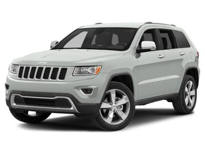 2015 Jeep Grand Cherokee Overland - Heated Seats & Uconnect