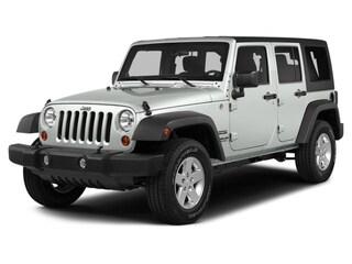 2015 Jeep Wrangler Unlimited Sport SUV