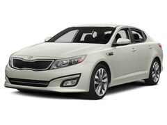 Used 2015 Kia Optima SX Turbo Sedan KNAGR4A61F5610979 in Calgary, AB