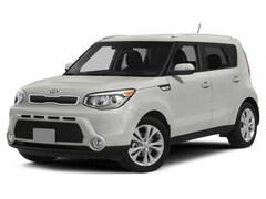 2015 Kia Soul EX | 38km | Off Lease Hatchback Gas 6 speed automatic Front-wheel Drive White
