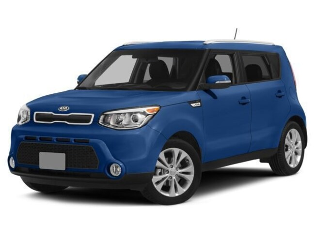2015 Kia Soul Gas Automatic Blue
