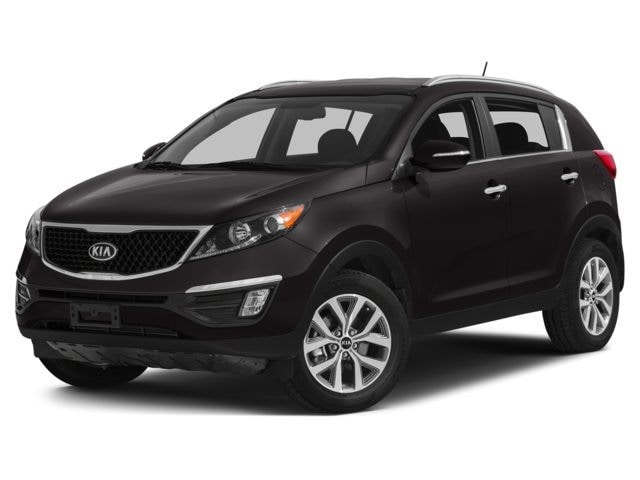 2015 Kia Sportage 2.4L LX FWD At