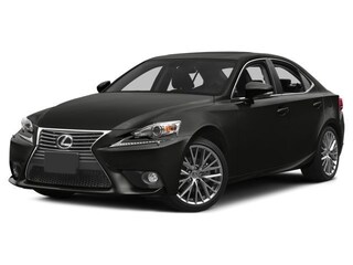 2015 LEXUS IS250 AWD 6A Sedan