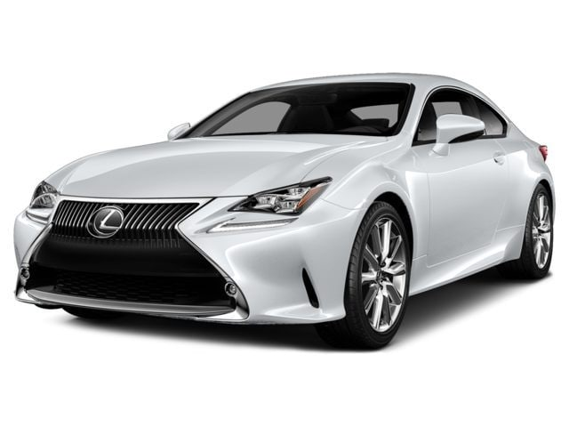 2015 LEXUS RC 350 Base Coupe