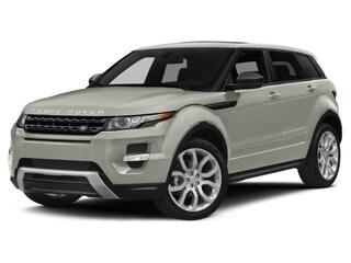 2015 Land Rover Range Rover Evoque Dynamic 4X4 No Accidents Local B.C. SUV