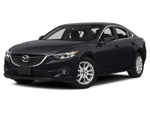 2015 Mazda Mazda6 GX: Back up Camera, Brakes Serviced. Sedan