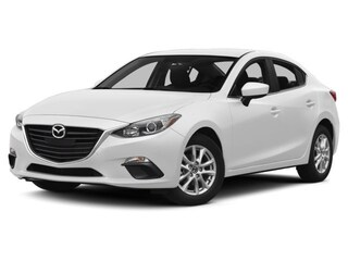 2015 Mazda Mazda3 GX-SKY at Sedan