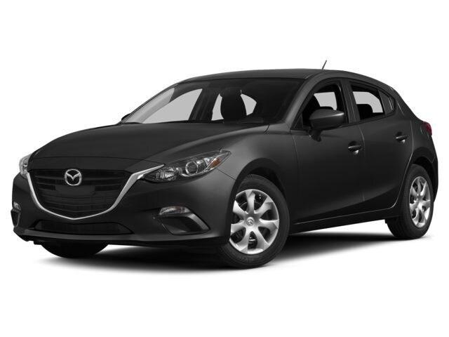 2015 Mazda Mazda3 Sport GX Hatchback