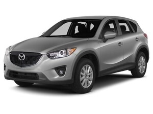 2015 Mazda CX-5 GT ALL WHEEL DRIVE WITH TECH PACKAGE - LEATHER/NAV