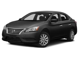 2015 Nissan Sentra 18 Sedan
