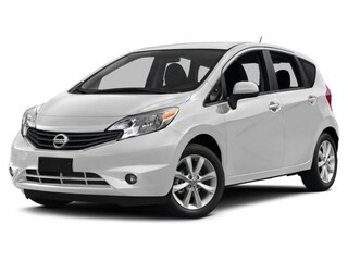 2015 Nissan Versa Note 1.6 Hatchback