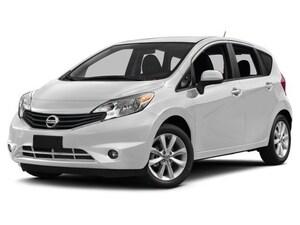2015 Nissan Versa Note 1.6 SL