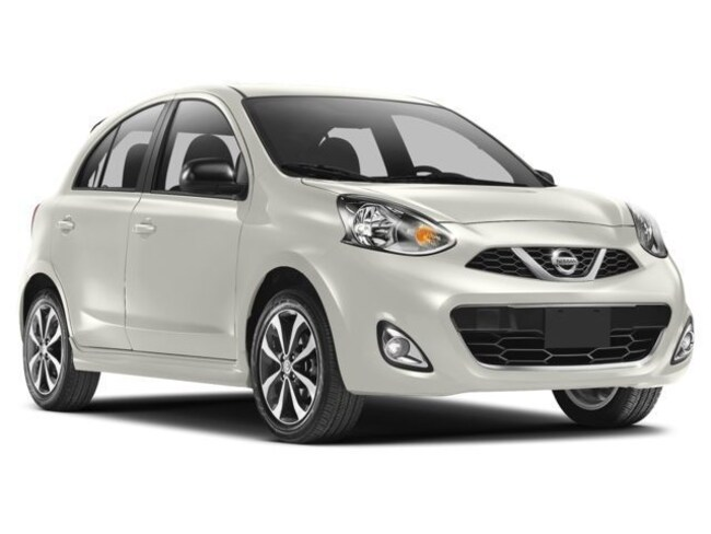 2015 Nissan Micra SV Hatchback
