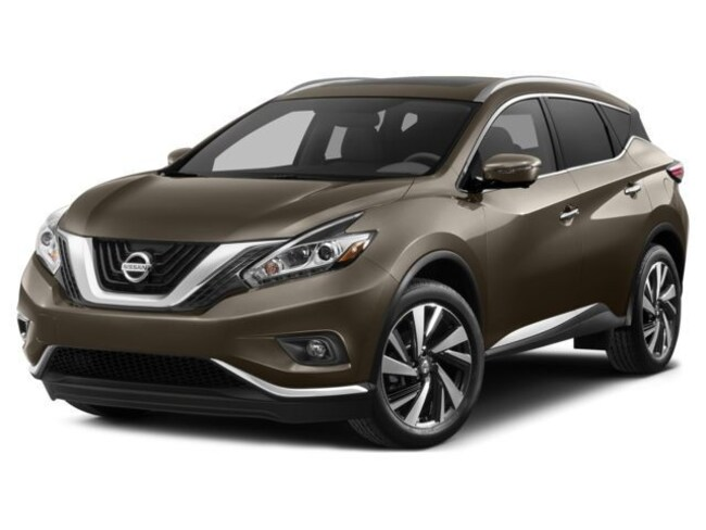 Used 2015 Nissan Murano Platinum ** Around view camera and Navigation ** SUV Calgary