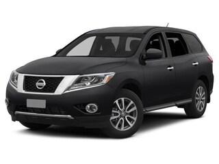 2015 Nissan Pathfinder PLATINUM|PANO ROOF|NAVI|360 CAM|DVD|20