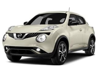 2015 Nissan Juke SUV