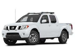 2015 Nissan Frontier PRO-4X Truck Crew Cab