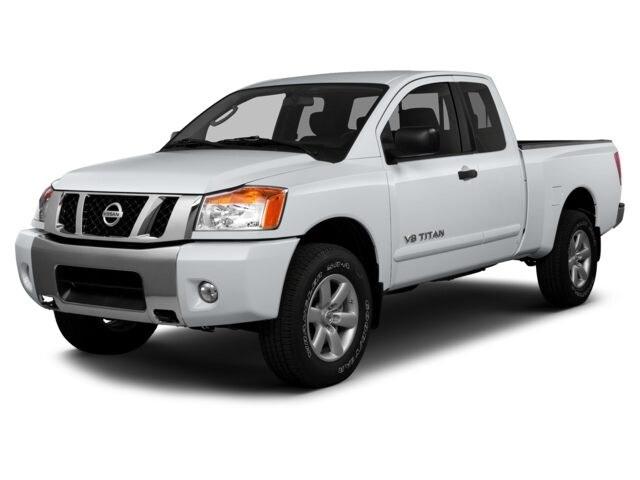 New 2015 Nissan Titan SV 4X4 SWB (KING) Truck King Cab Calgary