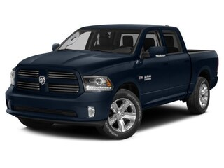 2015 Ram 1500 Big Horn | Reg Box | 4X4 | Truck Crew Cab