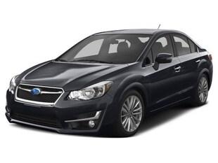 2015 Subaru Impreza 4Dr Sport Pkg at Sedan