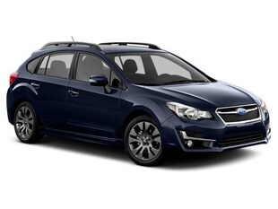 2015 Subaru Impreza 5Dr Touring Pkg at Hatchback