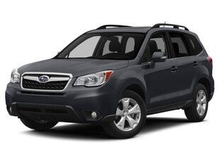 2015 Subaru Forester 2.5i Touring w/ Technology at SUV