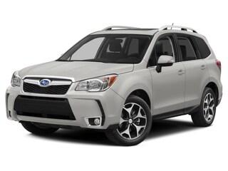 2015 Subaru Forester 2.0XT Limited at SUV