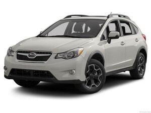2015 Subaru XV Crosstrek Touring - 5 speed - Accident Free