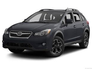 2015 Subaru XV Crosstrek Limited Pkg CVT SUV