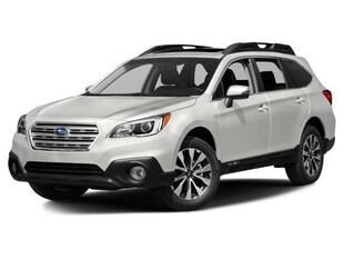 2015 Subaru Outback 2.5i w/Limited & Tech Pkg Wagon