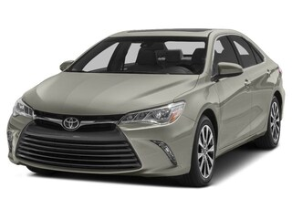 2015 Toyota Camry LE Toyota Certified! Sedan