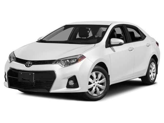 Used 2015 Toyota Corolla For Sale In Winnipeg at Frontier Toyota