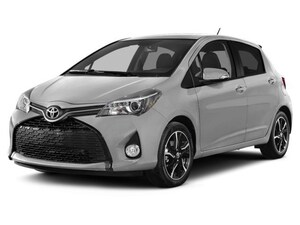 2015 Toyota Yaris LE: Almost New, Great Value with Super Low Kms