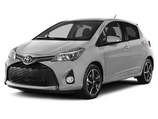 2015 Toyota Yaris LE: Almost New, Great Value with Super Low Kms Hatchback