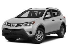 Certified 2015 Toyota RAV4 LE SUV in Edmonton, AB