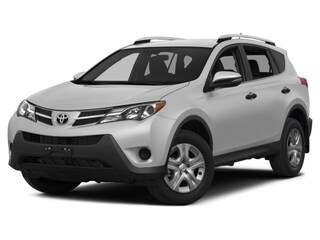 2015 Toyota Rav4 AWD LE Upgrade Package! LOW KM'S.  SUV