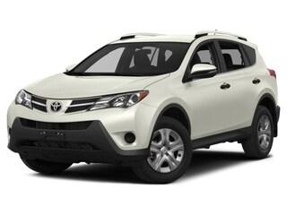 2015 Toyota Rav4 AWD Limited Crossover
