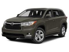 2015 Toyota Highlander XLE AWD XLE AWD, NO Accidents, LOW KM SUV