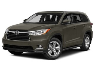 2015 Toyota Highlander XLE Navigation Leather and more ! SUV
