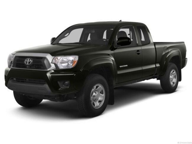 2015 Toyota Tacoma 4WD Access CAB V6 Truck