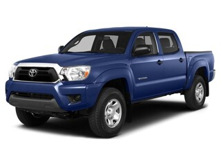 2015 Toyota Tacoma BASE*SOLD* Truck Double-Cab