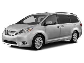 2015 Toyota Sienna 7-Pass V6 6A Van Passenger Van