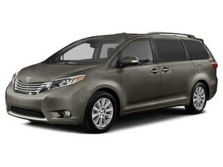 2015 Toyota Sienna XLE Limited Van Passenger Van