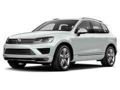 2015 Volkswagen Touareg 3.0 TDI Execline SUV