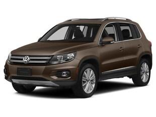 2015 Volkswagen Tiguan Special Edition 4MOTION  Auto Special Edition