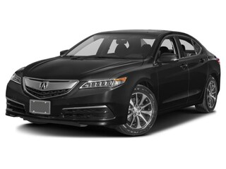 2016 Acura TLX 2.4L P-AWS w/Tech Pkg Blind Spot Warning System, R Sedan