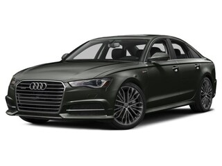 2016 Audi A6 2.0T Technik quattro 8sp Tiptronic Sedan