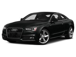 2016 Audi A5 2.0T Progressiv Plus Quattro 6sp Cpe Coupe
