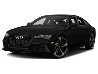 2016 Audi RS 7 4.0T Quattro 8sp Tiptronic Hatchback