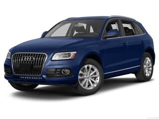 2016 Audi Q5 Progressiv, Navi, Pano Roof Crossover